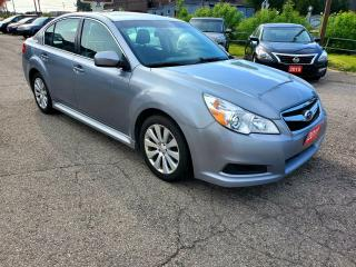 Used 2011 Subaru Legacy 3.6R w/Limited Pkg for sale in Vaughan, ON