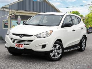 Used 2012 Hyundai Tucson GL,AWD,LOW KMS,ECO,B.TOOTH,HEATED SEATS for sale in Orillia, ON