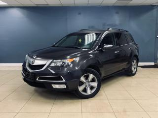 Used 2012 Acura MDX SH-AWD|7Pass|Back-up Camera|Sunroof|Heated Seated| for sale in North York, ON