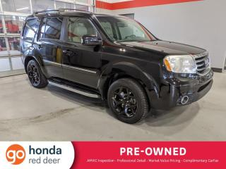 Used 2015 Honda Pilot Touring for sale in Red Deer, AB