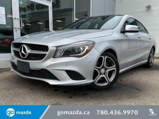Used 2016 Mercedes-Benz CLA-Class CLA 250 for sale in Edmonton, AB