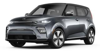 New 2022 Kia Soul EV Limited for sale in Coquitlam, BC