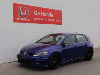 Used 2019 Volkswagen Golf R DSG, TECH PACKAGE for sale in Edmonton, AB
