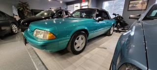 Used 1992 Ford Mustang LX for sale in Woodbridge, ON