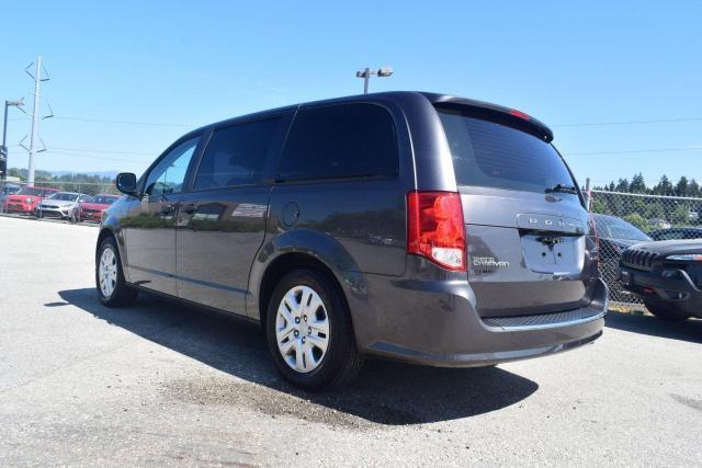 2020 Dodge Grand Caravan SE CVP
