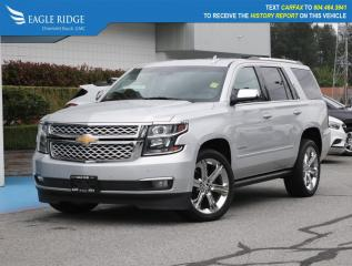 Used 2017 Chevrolet Tahoe Premier Navigation, Heated Seats, Backup Camera for sale in Coquitlam, BC
