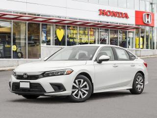New 2022 Honda Civic LX for sale in Vancouver, BC