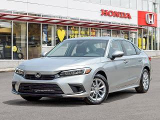 New 2022 Honda Civic EX for sale in Vancouver, BC