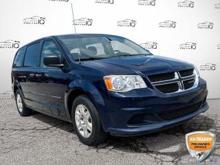 Used 2012 Dodge Grand Caravan SE/SXT AS IS Save and do the safety yourself for sale in St Thomas, ON