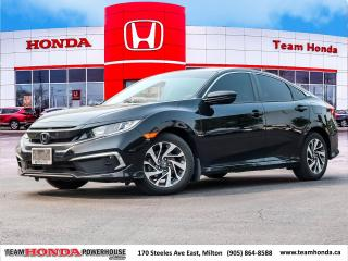 Used 2019 Honda Civic EX for sale in Milton, ON