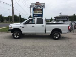 Used 2008 Dodge Ram 2500 ST for sale in Newmarket, ON