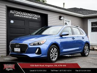 Used 2018 Hyundai Elantra GT GLS Heated Seating - Heated Steering - Blind Spot Monitoring for sale in Kingston, ON