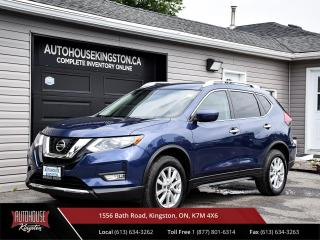 Used 2017 Nissan Rogue SV CLEAN CARFAX - ALL WHEEL DRIVE - SPORT MODE for sale in Kingston, ON