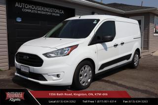 Used 2019 Ford Transit Connect XLT BACK UP CAM - BUILT IN SHELVES - PARKING SENSORS for sale in Kingston, ON