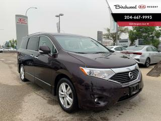 Used 2011 Nissan Quest SL |**AS TRADED**| Leather | Power Doors | Power Liftgate | for sale in Winnipeg, MB