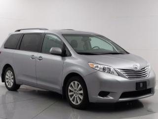 Used 2017 Toyota Sienna LE 7-Passenger for sale in Winnipeg, MB