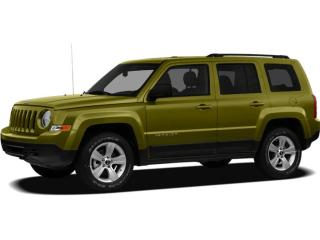 Used 2012 Jeep Patriot Sport/North for sale in Brandon, MB
