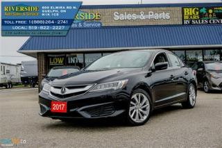 Used 2017 Acura ILX Premium Package - Heated Seats - Backup Cam for sale in Guelph, ON