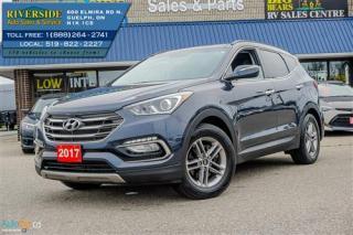 Used 2017 Hyundai Santa Fe Sport 2.4 - Heated Steering - Heated Seats - Sunroof - Nav - Backup Cam for sale in Guelph, ON