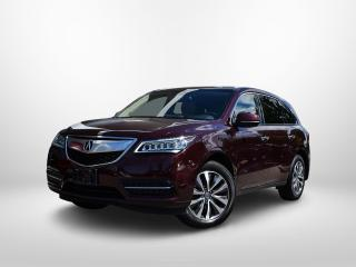 Used 2015 Acura MDX for sale in Surrey, BC