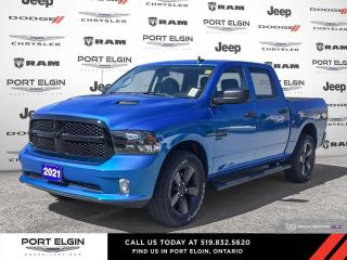 New 2021 RAM 1500 Classic NIGHT EDITION for sale in Port Elgin, ON