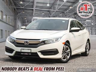 Used 2016 Honda Civic SEDAN LX for sale in Mississauga, ON
