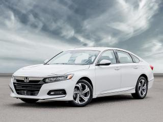 New 2021 Honda Accord Sedan EX-L CVT for sale in Amherst, NS