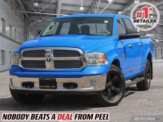 Used 2018 RAM 1500 SLT for sale in Mississauga, ON