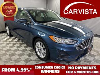 Used 2019 Ford Fusion SE FWD - FACTORY WARRANTY/LOCAL VEHICLE - for sale in Winnipeg, MB