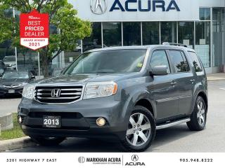 Used 2013 Honda Pilot Touring 4WD for sale in Markham, ON
