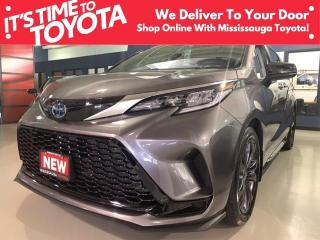 New 2021 Toyota Sienna XSE FWD 7-PASS Sienna XSE FWD 7-Pass|APX 00 for sale in Mississauga, ON