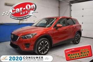 Used 2016 Mazda CX-5 GT | NAVIGATION | 19'' ALLOYS | BOSE AUDIO | BLIND for sale in Ottawa, ON