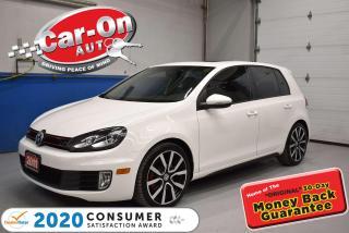 Used 2011 Volkswagen Golf GTI 5-Door | SERRON ALLOY WHEEL PKG | SUNROOF | DUAL C for sale in Ottawa, ON