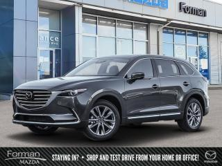 Used 2021 Mazda CX-9 GT|Tech|Manager Special|Fully Loaded for sale in Brandon, MB
