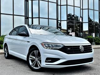 Used 2019 Volkswagen Jetta R LINE |AUTO|AMBIENT LIGHTS|REAR VIEW|SUNROOF|ALLOYS! for sale in Brampton, ON