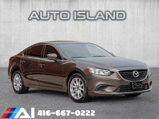 Used 2017 Mazda MAZDA6 LEATHER**SUNROOF**NAVIGATION for sale in North York, ON