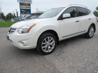 Used 2012 Nissan Rogue AWD/ ACCIDENT FREE for sale in Newmarket, ON
