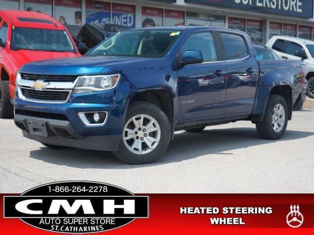 2019 Chevrolet Colorado LT  P/SEATS HTD-S/W REM-START 17-AL