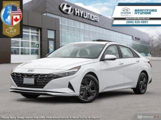 New 2021 Hyundai Elantra Preferred w/Sun & Tech Package IVT  - $156 B/W for sale in Brantford, ON