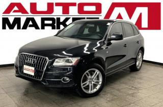 Used 2013 Audi Q5 2.0 quattro Premium Certified!Navigation!Leather!WeApproveAllCredit! for sale in Guelph, ON