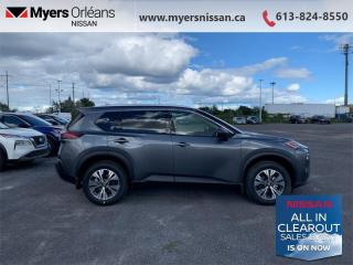 New 2021 Nissan Rogue SV  - Sunroof -  Heated Seats - $270 B/W for sale in Orleans, ON