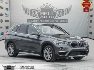 Used 2017 BMW X1 xDrive28i, AWD, RearCam, PanoRoof, Bluetooth, MemoSeat, AlloyWheels for sale in Toronto, ON