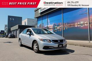 Used 2013 Honda Civic Sdn LX - No accidents! great daily driver! for sale in Vancouver, BC