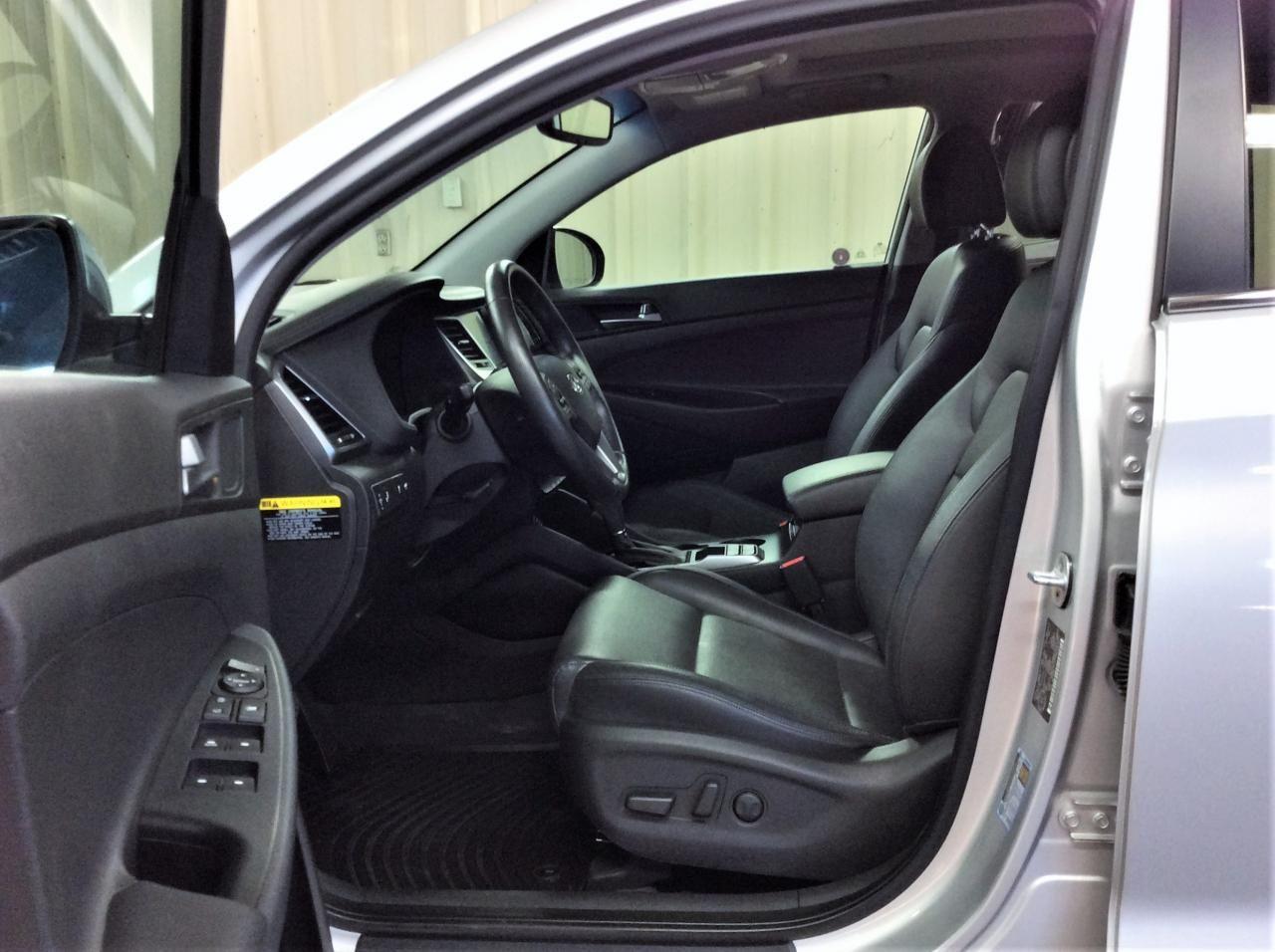 2016 Hyundai Tucson Luxury