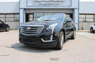 Used 2017 Cadillac XT5 Luxury AWD for sale in Calgary, AB