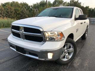 Used 2019 RAM 1500 Classic SXT QUAD CAB 4WD for sale in Cayuga, ON