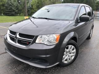 Used 2016 Dodge Grand Caravan CVP 2wd for sale in Cayuga, ON