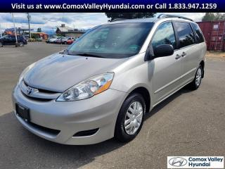 Used 2010 Toyota Sienna CE FWD 7-Pass 5A for sale in Courtenay, BC