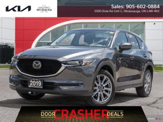 Used 2019 Mazda CX-5 GT w/Turbo LIKE NEW // LOW KM'S // LOADED for sale in Mississauga, ON