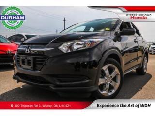 Used 2016 Honda HR-V for sale in Whitby, ON